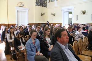 """Konferencja """"Tomaszów - 230 lat istnienia. Początki miasta - rozwój - drogi do niepodległości"""""""