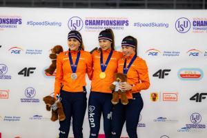 Mistrzostwa Świata Juniorów w Łyżwiarstwie Szybkim: w Arenie nie brakowało emocji