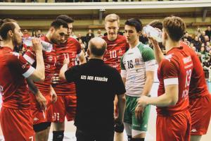 Lechia pokonała krakowski zespół AZS AGH
