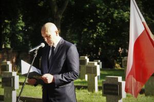 Upamiętniliśmy 77. rocznicę wybuchu Powstania Warszawskiego