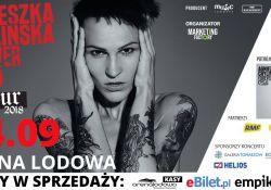 Karta Tomaszowianina. Zniżki na bilety na koncert Agnieszki Chylińskiej