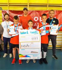Tomaszowianie w Wielkim Finale Kinder+Sport