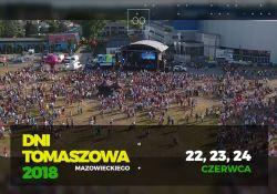 Zobacz gwiazdy Dni Tomaszowa 2018 [PROGRAM]