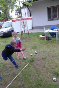 Rodzinny Turniej Gry w Kule