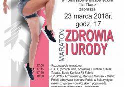 MCK zaprasza na Maraton Zdrowia i Urody