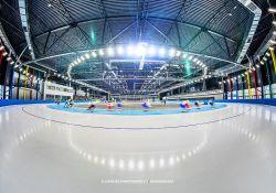 Światowe wyniki w Arenie Lodowej! Filmowe podsumowanie mistrzostw Polski w łyżwiarstwie szybkim
