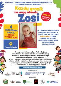Pomóżmy Zosi!