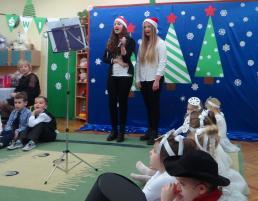 Przedstawienie bożonarodzeniowe w Przedszkolu nr 7