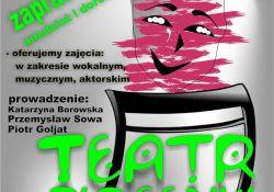 Teatr Piosenki zaprasza młodzież i dorosłych