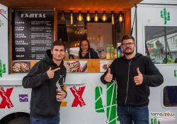 Food Trucki opanowały plac Kościuszki