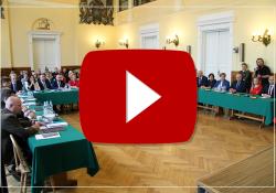 VI nadzwyczajna sesja Rady Miejskiej [WIDEO]