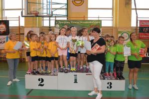 """V Sportowy Turniej Przedszkolaków """"Brzdąc Cup Glinka Academy 2018"""""""