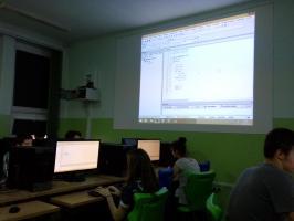 CodeWeek 2016 w Gimnazjum nr 6