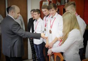 22 medale tomaszowskich panczenistów w XXII Ogólnopolskiej Olimpiadzie