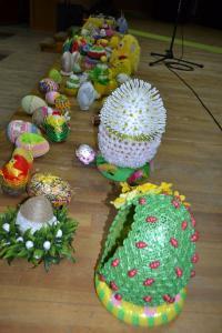 """Podsumowanie konkursu plastycznego """"Jajko wielkanocne"""""""