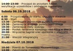 Ultramaraton Pilicą 113 km