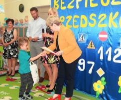 """IV Międzyprzedszkolny Konkurs Wiedzy o Bezpieczeństwie """"Bezpieczny Przedszkolak"""""""