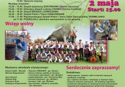 Majowy Piknik Ludowy w Skansenie