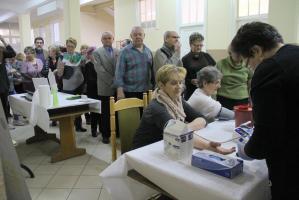 Seniorzy w sercu Tomaszowa