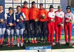 Tomaszowianki wywalczyły brązowy medal w sprincie drużynowym