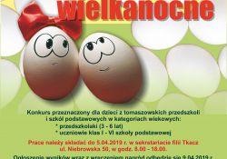 VIII edycja konkursu plastycznego Jajko Wielkanocne