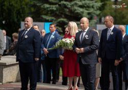 190-lat Tomaszowa: uroczystości, hejnał, odsłonięcie tablicy