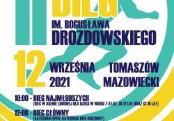Ruszyły zapisy na II Bieg im. Bogusława Drozdowskiego