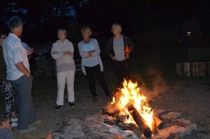 Spotkanie integracyjne Klubu Seniora