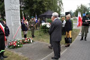 Upamiętnili rocznicę agresji ZSRR na Polskę