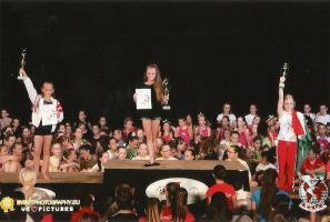 Taneczne sukcesy Patrycji Nowak