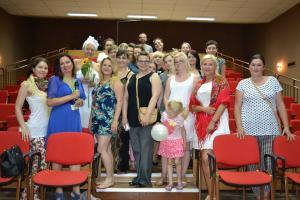 Warsztaty z Ewą Radziewicz