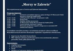"""""""Morsy w Zalewie"""" 4 marca"""