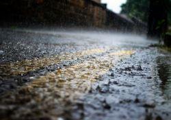 Ostrzeżenie przed silnym deszczem