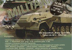 Piknik Militarny w Skansenie
