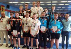 Drużynowe Mistrzostwa Polski Juniorek i Juniorów  w kręglarstwie klasycznym