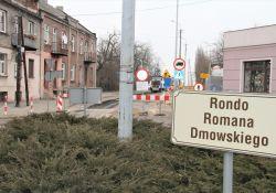 Rozbudowa DW 713 – zmiana wahadła na ul. Opoczyńskiej