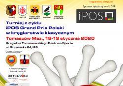 Turniej kręglarski ‒ zaproszenie