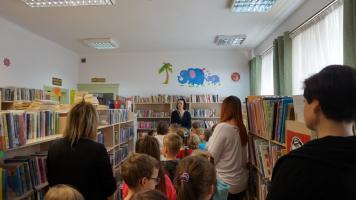 Dzień Książki w Bibliotece