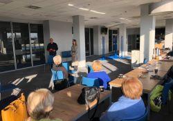 Spotkanie dla seniorów na temat przemocy wobec osób starszych