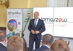 Spotkaj się z prezydentem Marcinem Witko