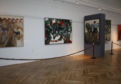 """Wystawa """"Sport w sztuce"""" w muzeum"""
