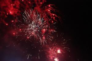 Na placu Kościuszki bawiło się kilka tysięcy tomaszowian