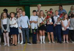 Uczniowie zakończyli rok szkolny 2017/2018